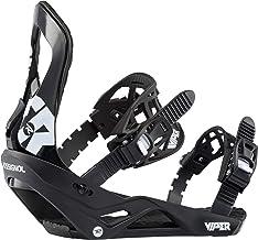 Rossignol Viper - Fijaciones para Tabla de Snowboard (Talla M/L)