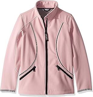 DKNY Girls' Big Classic Softshell Jacket