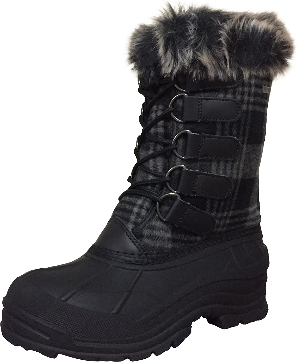 Climate X Womens YC4 Snow Boots