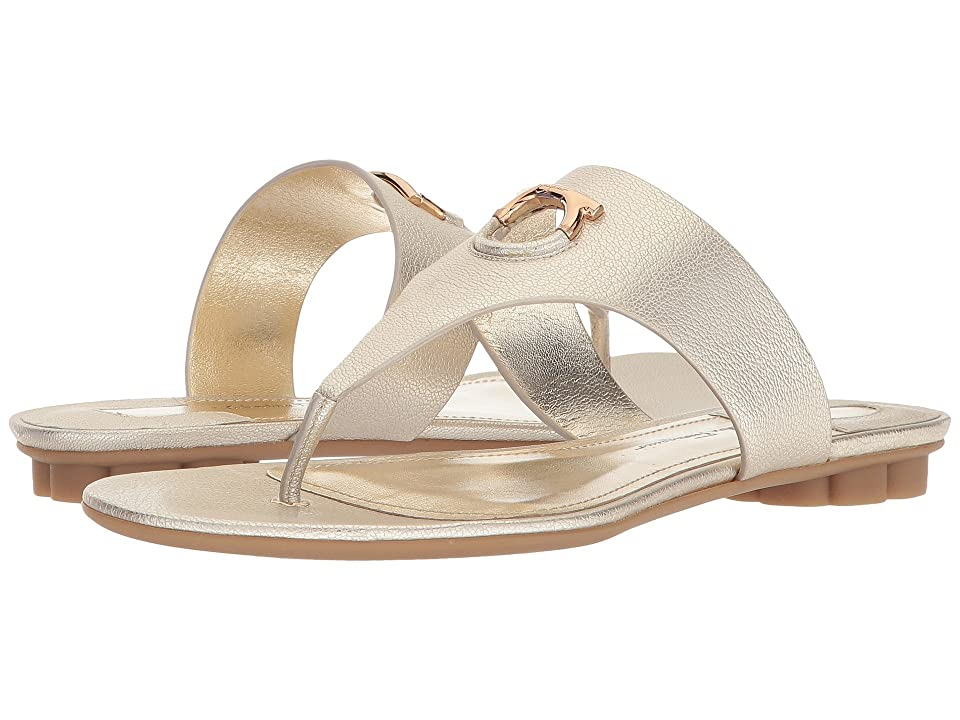 Salvatore Ferragamo Enfola (Sahara Flair Silk) Women