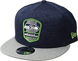 9Fifty Official Sideline Away Snapback - Seattle Seahawks