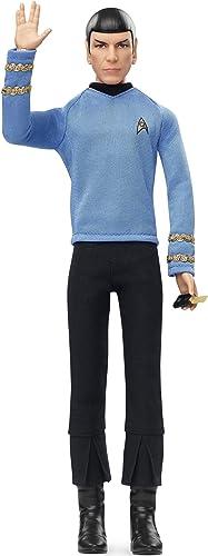 Barbie Mattel DGW68 Star Trek 25th Anniversary Mr. Spock, Puppen