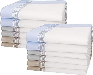 vielseitig einsetzbar Einstecktuch zarter Druck Sheep Ozean-Totenkopf-Taschentuch aus Polyester
