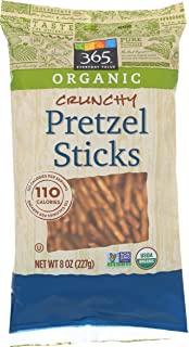 365 Everyday Value, Organic Crunchy Pretzel Sticks, 8 oz