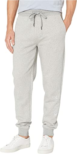 Reflective Logo Fleece Sweatpants