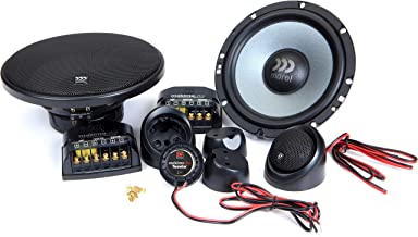 "$211 » Morel Maximo Ultra 602 6-1/2"" Car Audio Component Speaker System (Renewed)"