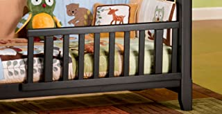 Child Craft Guard Rail for Toddler Bed Conversion, Mahogany