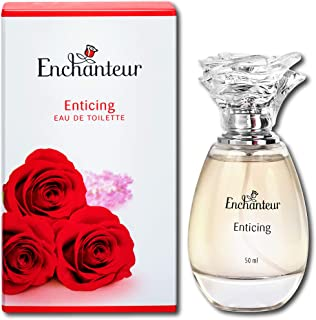 Enchanteur Enticing Eau de Toilette (EDT), Perfume for Women, 50ml
