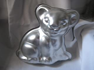 Wilton Collectible 1974 3-D Lovable Animal Stand up Cake Pan