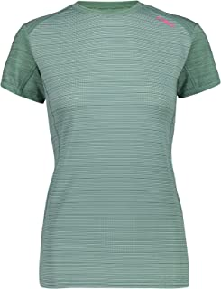 T-Shirt Stretch con Protezione UPF 40 Camiseta C.P.M Mujer