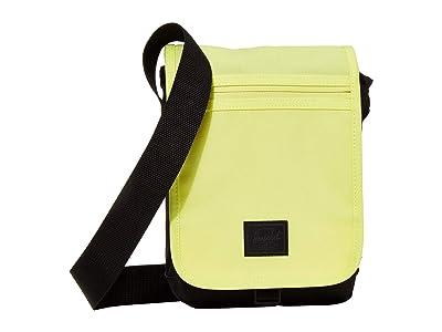 Herschel Supply Co. Lane Small (Highlight/Black) Messenger Bags