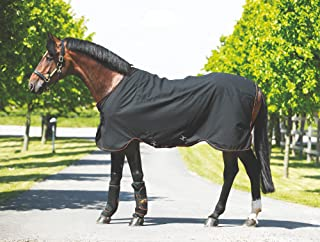 Rambo Ionic Stable Therapy Rug 6ft Black