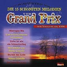 Die 15 schönsten Melodien vom Grand Prix der Volksmusik 1996