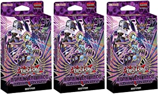 Yu-Gi-Oh! Cards: Shaddoll Showdown Structure Deck (3 Decks)