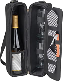 Best wine glass and bottle carrier Reviews