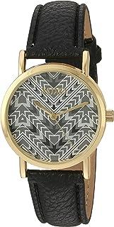 XOXO Women's Quartz Metal Watch, Color:Black (Model: XO3461)