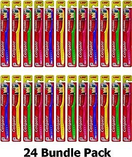 Colgate Toothbrush Premier Classic Clean Medium (Pack of 24)