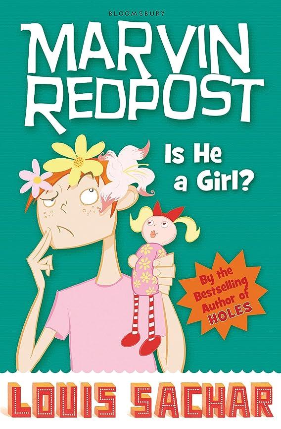 部分的泥コースMarvin Redpost: Is He a Girl?: Book 3 - Rejacketed (English Edition)