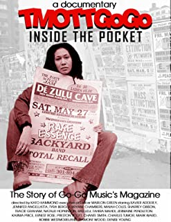 TMOTTGoGo Inside The Pocket: The Story of Go-Go Music's Magazine