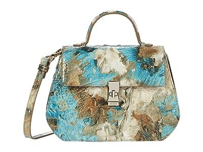 Brahmin Melbourne Annabeth Crossbody (Bird of Paradise) Handbags