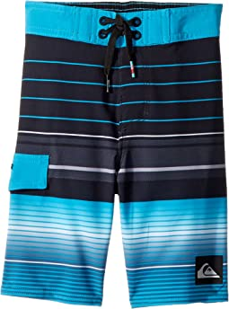Quiksilver Kids - Highline Swell Vision Boardshorts (Toddler/Little Kids)
