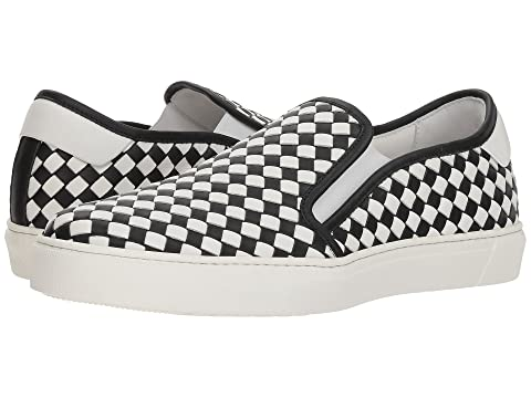 Bottega Veneta Checker Slip-On Sneaker