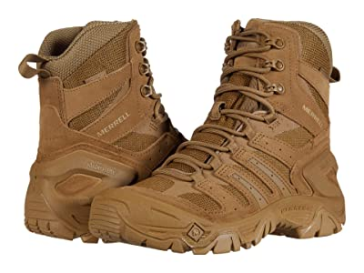 Merrell Work Strongfield Tactical 8 Waterproof (Coyote) Men