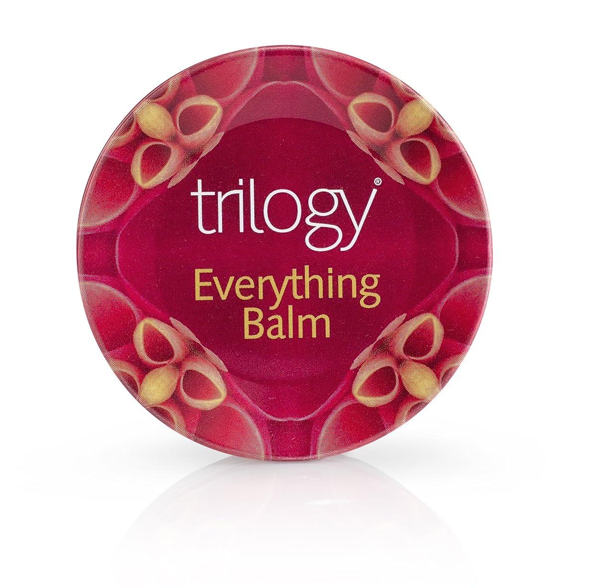 決めます家畜ポールトリロジー(trilogy) エブリシング バーム 〈全身用バーム〉 (95mL)