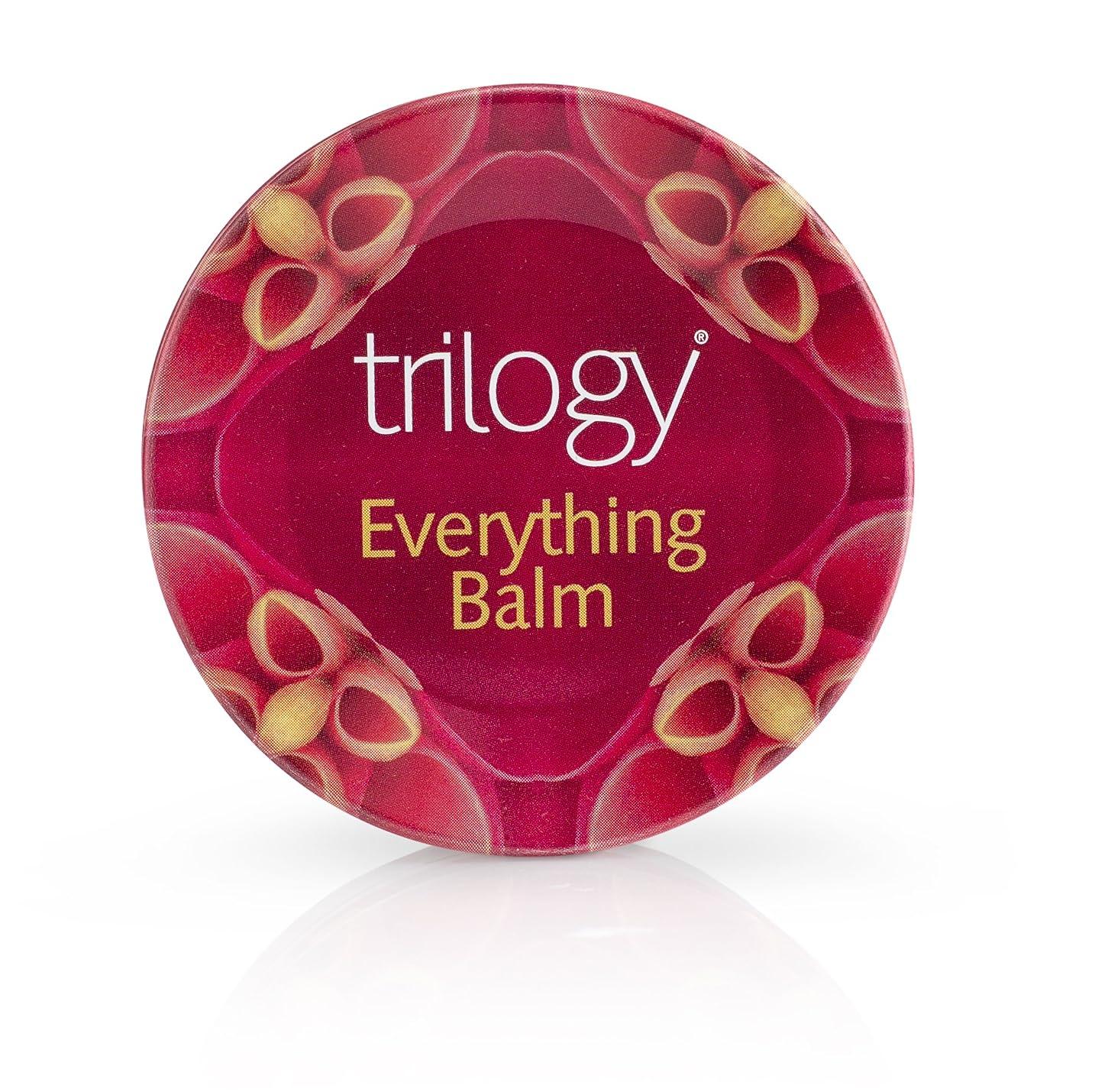 引き金寝てる五十トリロジー(trilogy) エブリシング バーム 〈全身用バーム〉 (95mL)
