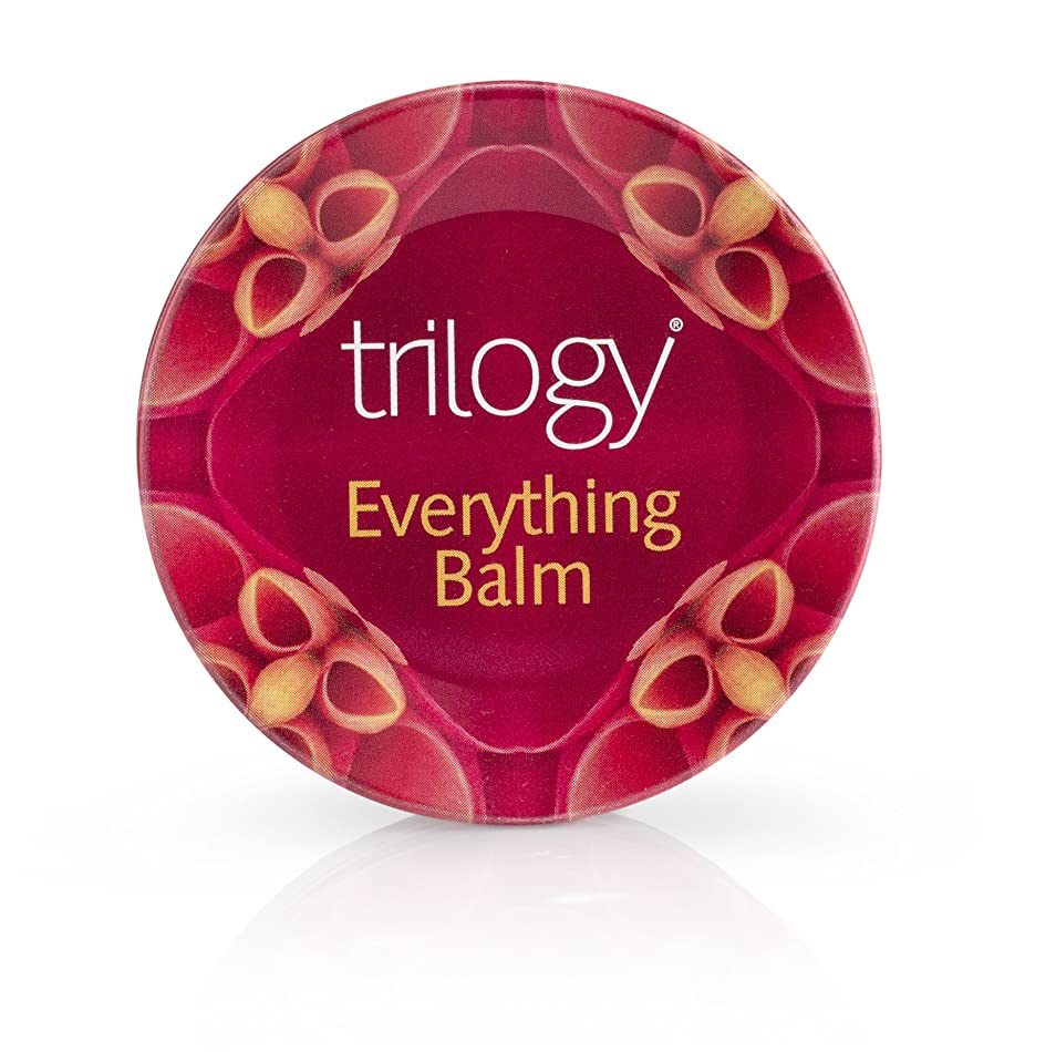 年金受給者職業テレビを見るトリロジー(trilogy) エブリシング バーム 〈全身用バーム〉 (95mL)