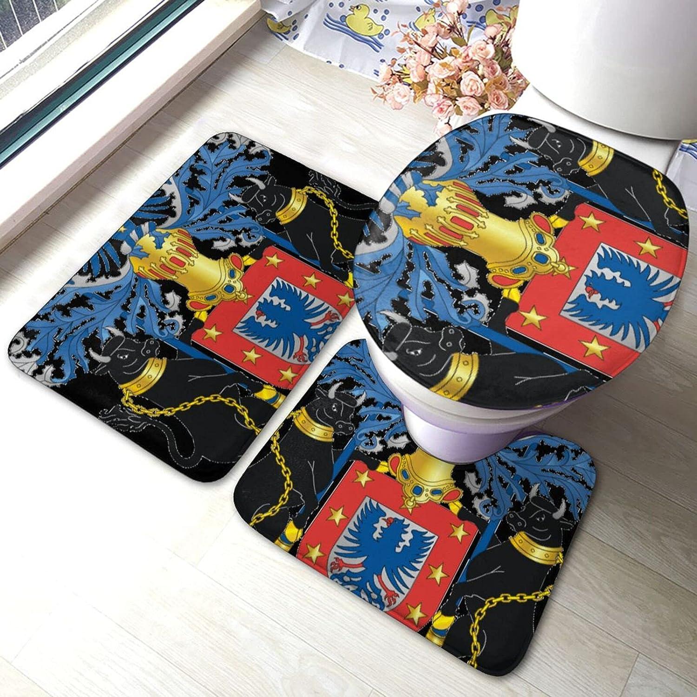 Azores Flag Bathroom Antiskid Set 3 Sho Cheap bargain Piece cheap Bath Pads