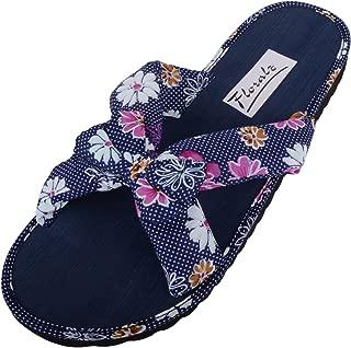 ABSOLUTE FOOTWEAR Womens Slip On Holiday/Beach/Pool Sandals/Flip Flops/Mules