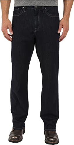 34 Heritage - Charisma Relaxed Fit in Midnight Cashmere