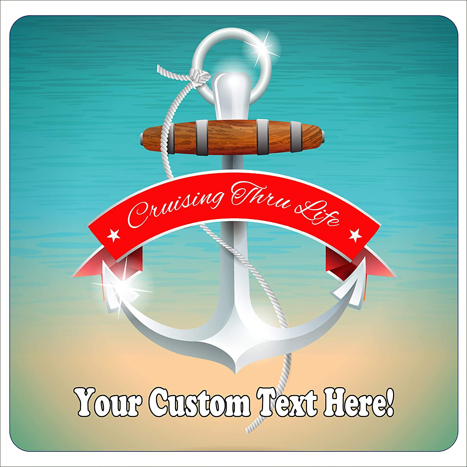 Cruise theme magnet. Customizable Many popular brands for unique decora a Phoenix Mall cabin door