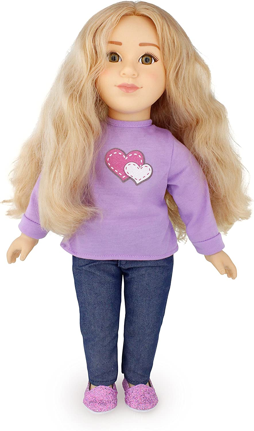 Positively Perfect Caucasian Same day shipping 18IN Max 55% OFF - Chloe Doll