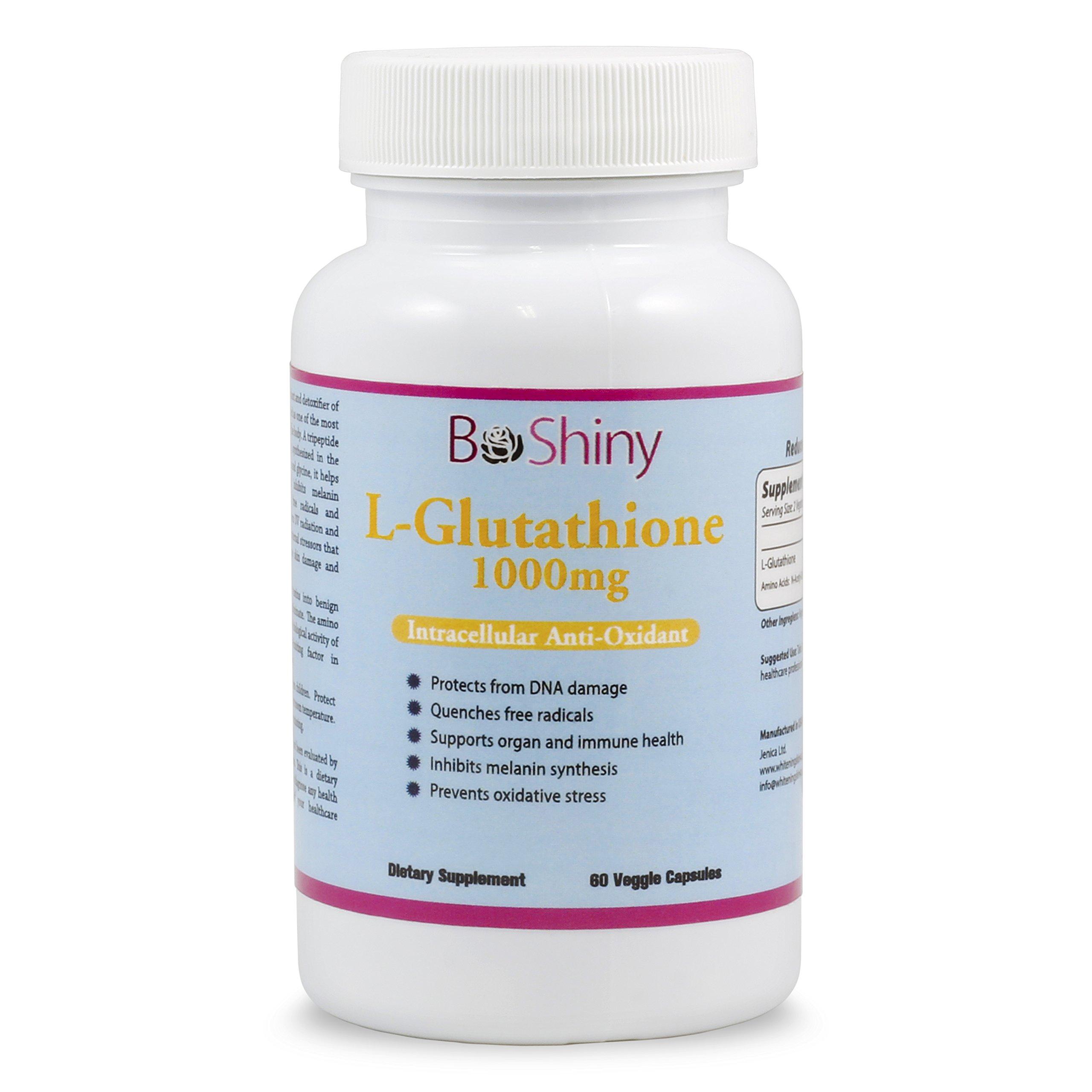 Glutathione Lightening Brightening Antioxidant Function