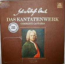 Bach: Das Kantatenwerk Complete Cantatas Vol. 22 BWV 84-90 2 lp box set
