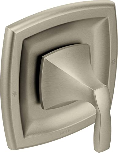 lowest Moen wholesale T2691BN Voss Posi-Temp Tub Shower Valve Trim only, Valve Required, outlet online sale Brushed Nickel outlet online sale
