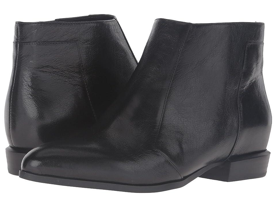 Nine West Dopler (Black Leather) Women