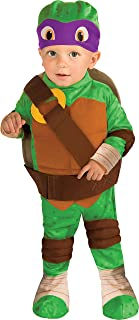 Teenage Mutant Ninja Turtles Donatello Romper Shell and Headpiece