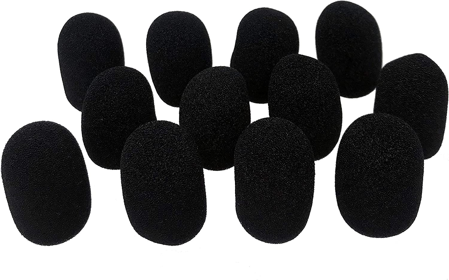 Tetra-Teknica XFFZDP-BLK Lapel Clearance SALE! Limited time! High quality Microphone Headset Windscreen