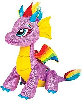 Best rainbow dragon plush Reviews