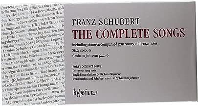 franz schubert piano music