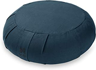 "Node Fitness Organic Cotton 15"" Round Meditation Cushion"