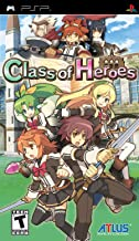 Best class of heroes psp Reviews