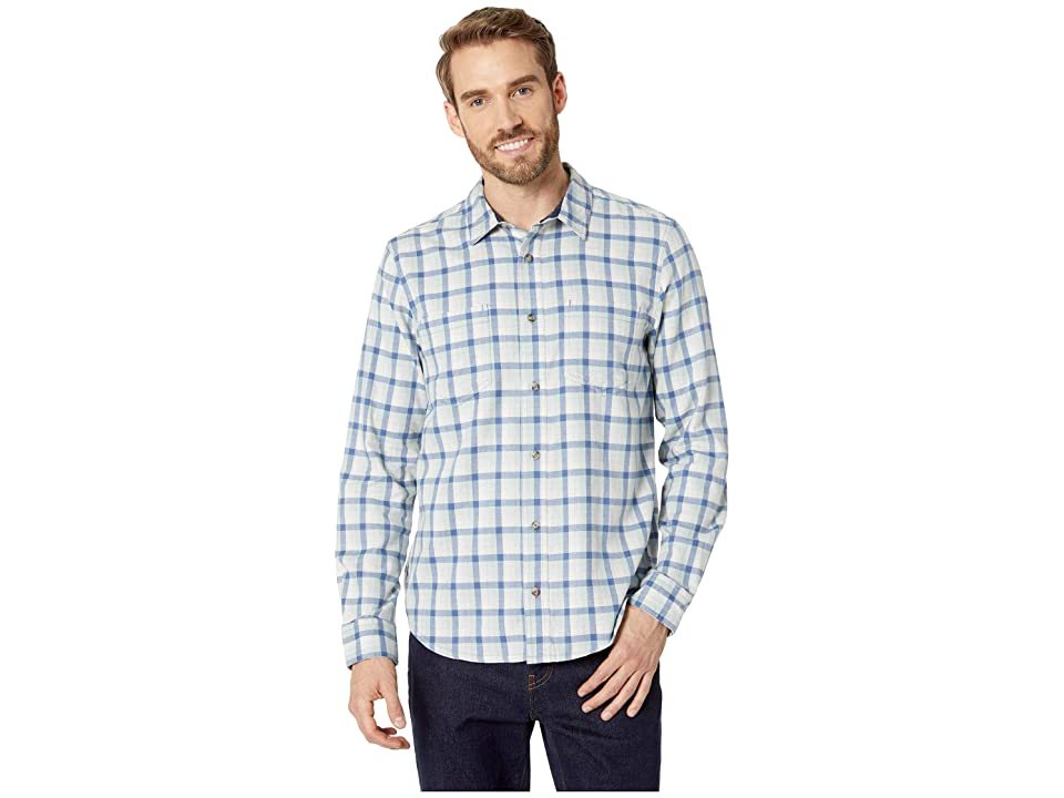 Toad&Co Flannagan Long Sleeve Shirt (Arctic) Men