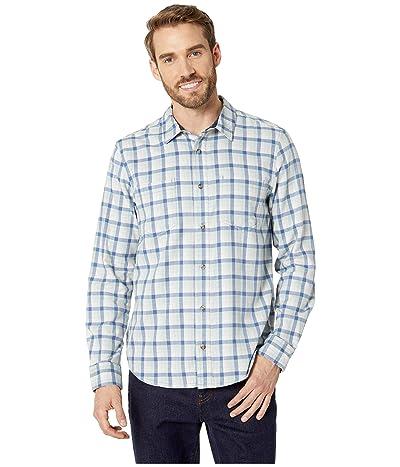 Toad&Co Flannagan Long Sleeve Shirt (Arctic) Men