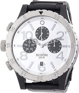 Best nixon 48 20 black silver Reviews
