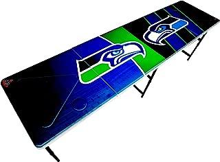 seattle seahawks beer pong table