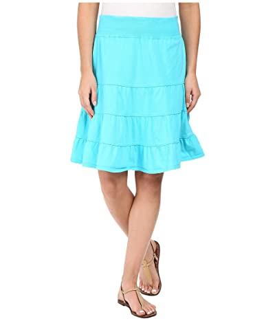 Fresh Produce Jersey Tiered Skirt (Luna) Women